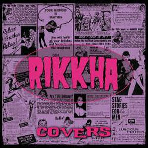 "Rikkha - Covers (10"")"